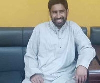 AJK's 1st COVID-19 – hit Liaqat Hussain among 5 others discharged after  their treatment