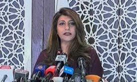 772 Pak nationals repatriated from different countries: Aisha Farooqi