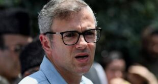 """Why India Punish people of IOJ&K when Delhi blames Pakistan"" , asks Omar Abdullah:"
