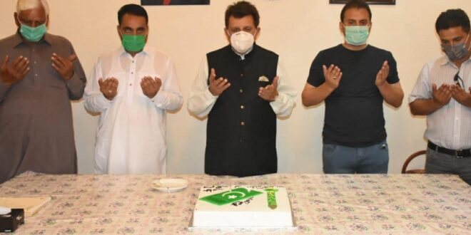 AJK commemorates 22nd  Youm-e-Takbeer – anniversary of nuclear tests with full zeal n fervor: