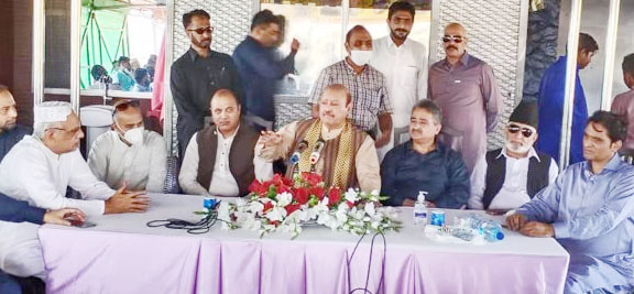 Indian aggressive posture – a permanent threat to regional peace: Barrister Sultan
