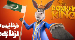 The Donkey King set to rule TV Screens This Eid