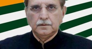 Celebration of Eid By Kashmiris simultaneously with Pakistan Is manifestation of their reiteration of dissociation with India: AJK PM
