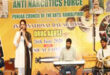 Music concert held at PCA to mark Intl Day against Drug Abuse