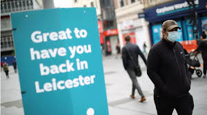 UK reimposes lockdown on virus-hit city of Leicester