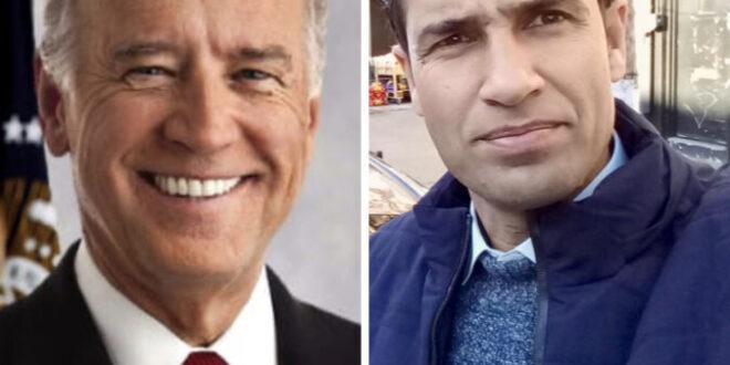 An open letter to Senator Joe Biden, Presidential Candidate for US Election 2020