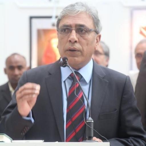 KC-EU's Chair Ali Raza Syed expresses sorrow on death of Dr. AQ Khan and Sardar Sikandar Hayat