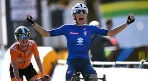 Italy's Balsamo wins gold in elite women's race