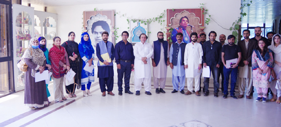 Young Journalists Association (YJA) arranges function at Arts Council, RWP