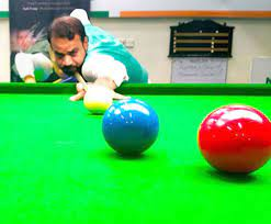 Sajjad creates history chalking out maximum break of 147 in snooker championship