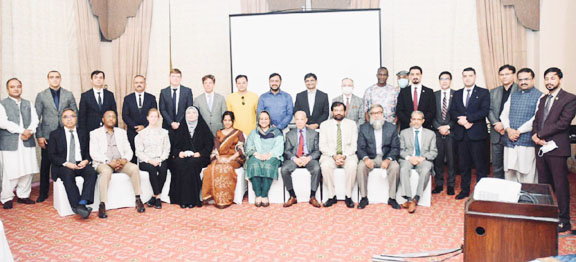 Traditional documentation process could replaced by E-portal application now: Dr. Ghulam Ali Mallah