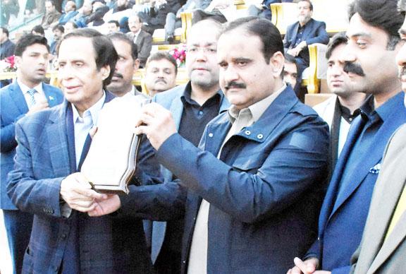 CM Punjab should give honorary cheques at earliest to Kabaddi team:Parvez Elahi