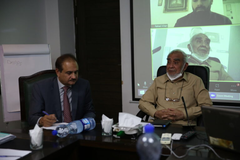 Riphah Institute of Public Policy conducts policy dialogue on SUICIDE in Islam topic