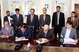 PCAs agreements event attended by Minister of Energy Hammad Azhar
