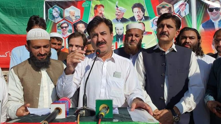 Wrong policies of former rulers created inflation: Shaukat Yousafza