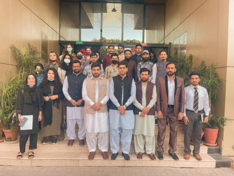3 Days Leadership Camp of Youth Parliament and Riphah Institute