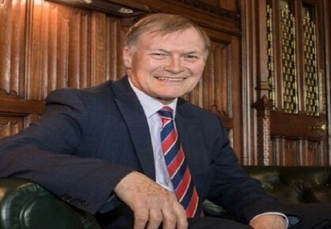 Tory MP David Amess killed in knife attack at constituency surgery
